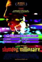 'Slumdog Millionaire' de Danny Boyle, póster