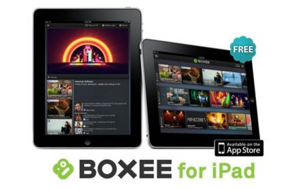 Boxee para iPad