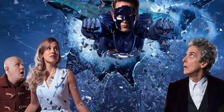 Doctor Who contra Doctor Mysterio, la imagen de la semana
