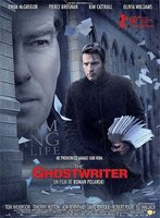 'The Ghost Writer', cartel de lo nuevo de Roman Polanski