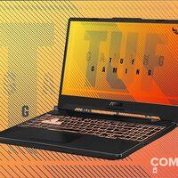 Este portátil gaming te costará 150 euros menos en el Red Friday de MediaMarkt: ASUS TUF Gaming F15 FX506LU-HN184 por 899 euros