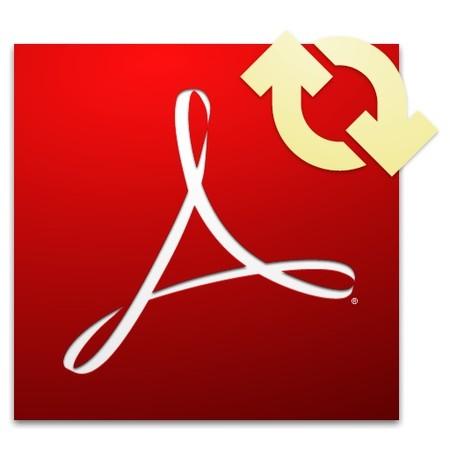 Adobe Reader Updater 9 4 0 Icon