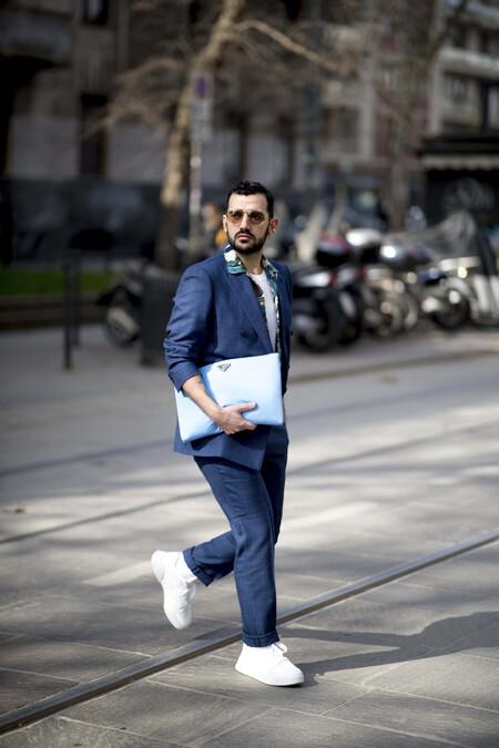 Milan Nos Conquista Con El Mejor Street Style De La Semana Y Sus Idas Para Los Aun Presentes Dias De Invierno 7