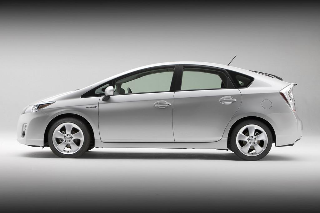 Foto de 2010 Toyota Prius (EEUU) (6/35)