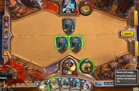 hearthstone heroes of warcraft blizzard juego mac os x apple