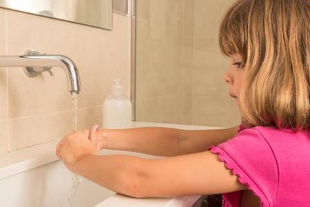 ¿Por qué es tan importante que los niños se laven las manos?