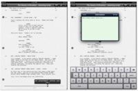 Final Draft Reader para iPad, la versión móvil de la aplicación más popular para la creación de guiones