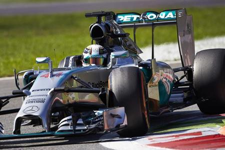 Gran Premio Italia: una de cal y una de arena (carrera)