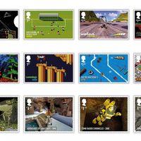 Estos sellos dedicados a los Lemmings, Tomb Raider o Sensible Soccer hacen que quiera volver a mandar un montón de cartas por correo