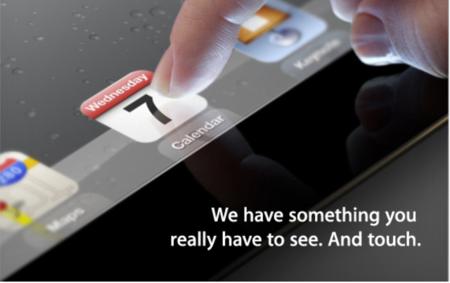 Hoy toca #applesferakeynote : vive la presentación del nuevo iPad con nosotros