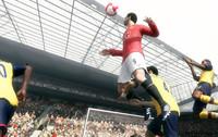 'FIFA 10' primer vídeo del juego en movimiento