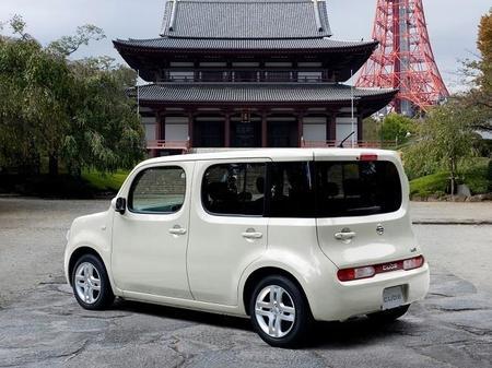 Nissan Cube Japan