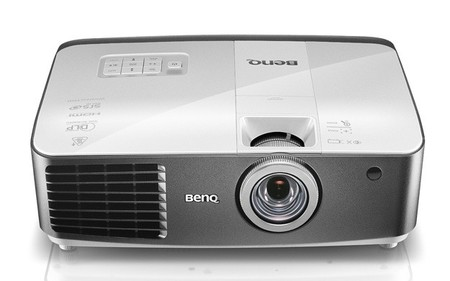 BenQ W1500, proyector 3D inalámbrico Full HD