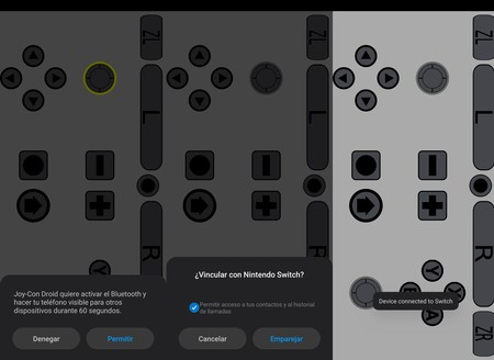 Android Mando Nintendo℗ Switch