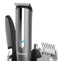 Por 19,90 euros tenemos el barbero con cuatro cabezales intercambiables Taurus Hipnos Power en Amazon