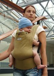 Mochila Patapum para bebés mayorcitos