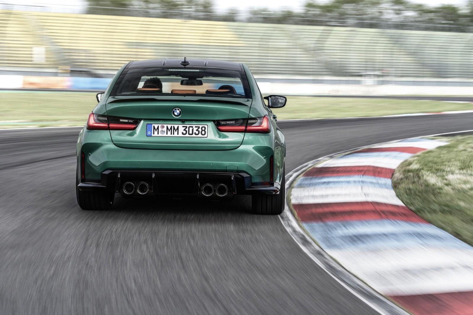Foto de BMW M3 Competition 2021 (33/40)