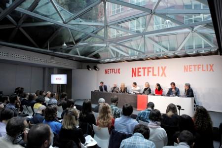 Netflix se presenta en España enfatizando su apuesta por el contenido original