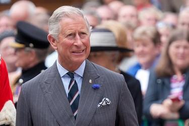 El príncipe Carlos y su empresa de comida orgánica