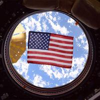 No, Trump no ha puesto en venta la Estación Espacial Internacional, pero sí propone su privatización