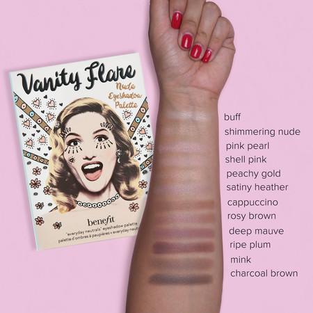 Vanity Flare Swatches
