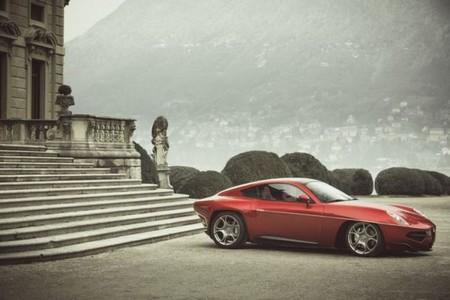 "El Alfa Romeo Disco Volante by Touring gana el ""Design Award for Concept Cars & Prototypes"""