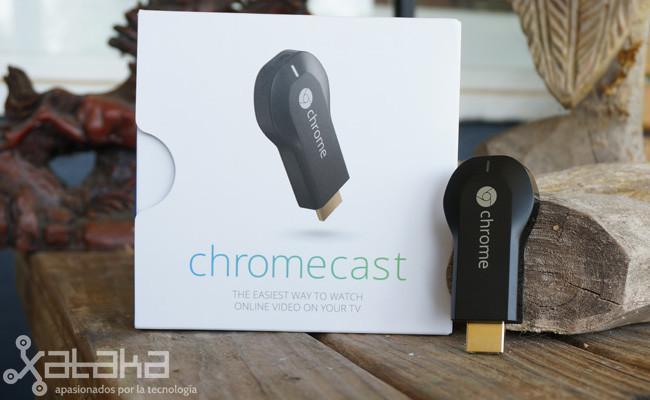 Conecta tu Chromecast a tu sistema de sonido