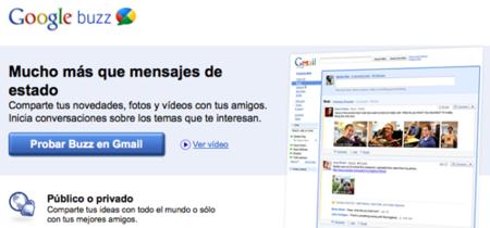 Google solicita, desde hoy, a sus usuarios de Buzz que confirmen la privacidad