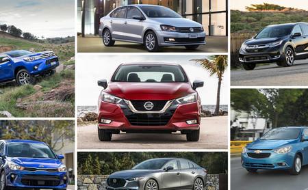 Los 374 autos más vendidos de México: la lista completa porque el top 10 ya te lo sabes