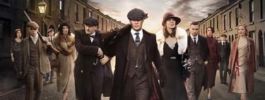 Las 21 mejores escenas de 'Peaky Blinders', la imprescindible serie de mafiosos