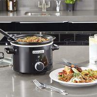 Oferta del día en la olla de cocción lenta  Crock-Pot CSC046X: rebajada en Amazon a 27,99 euros hasta medianoche