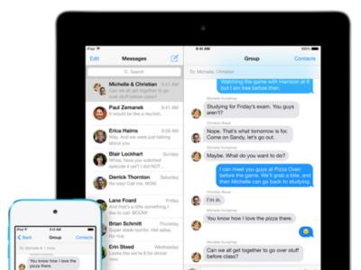 Apple reconoce oficialmente su error de iMessage y promete corregirlo con una futura actualización