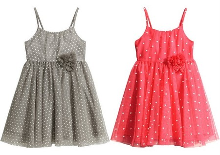 vestidos de tul niña H&M