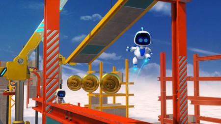 Astro Bot: Rescue Mission, uno de los mejores plataformas para PlayStation VR, llegará en octubre
