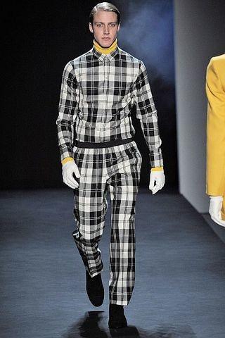 Davidelfín, Otoño-Invierno 2010/2011 en la Semana de la Moda de Nueva York