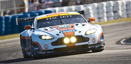 Aston Martin consigue una nueva plaza para las 24 horas de Le Mans