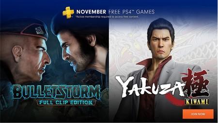 Juegos Gratis En Ps Plus Noviembre De 2018 Ps4 Ps3 Y Ps Vita