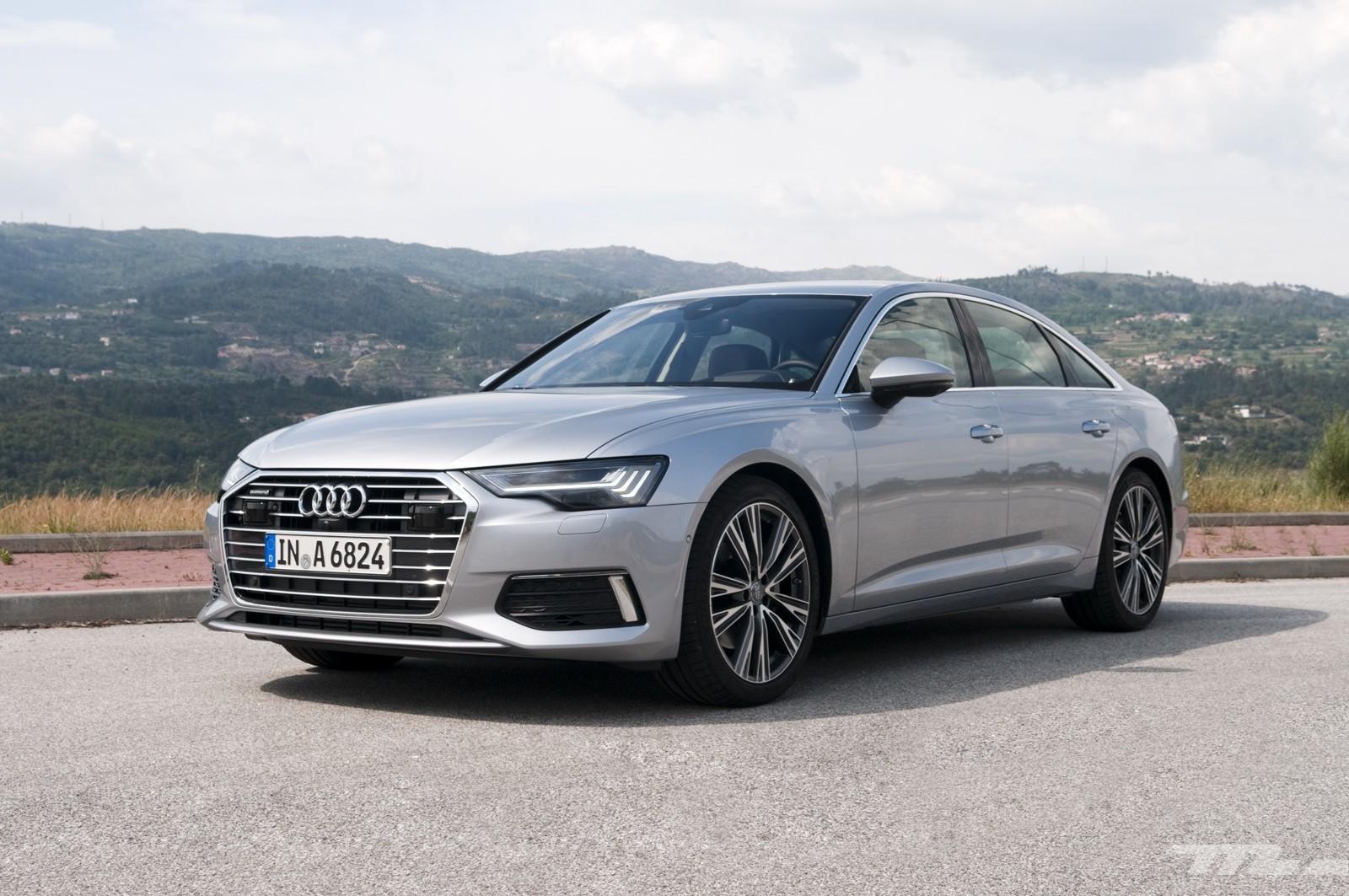 Foto de Audi A6 2018, toma de contacto (8/118)