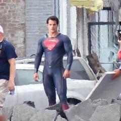 Foto 1 de 10 de la galería man-of-steel-nuevas-fotos-de-henry-cavill-como-superman en Espinof