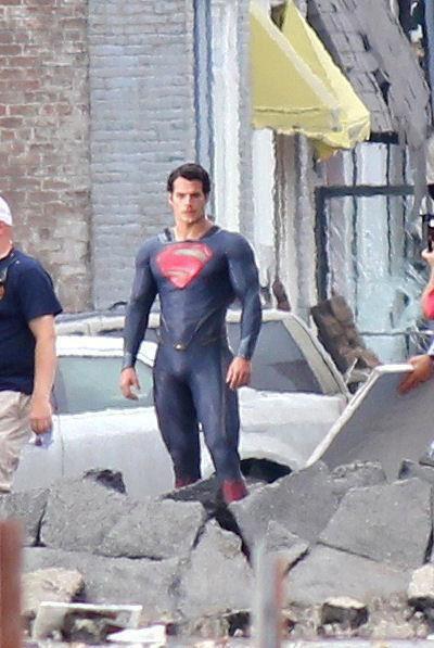 Foto de 'Man of Steel', nuevas fotos de Henry Cavill como Superman (1/10)