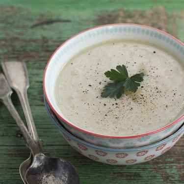 Crema de alubias, receta de cuchara para un día de frío