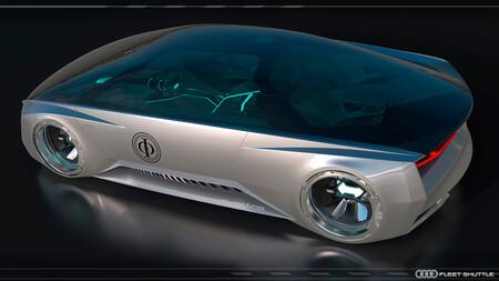 Audi fleet shuttle quattro en 'El Juego de Ender'