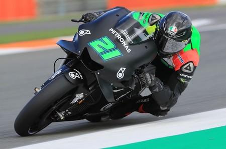 """Franco Morbidelli: """"Rodar con la Yamaha es como hacerlo en mantequilla"""""""