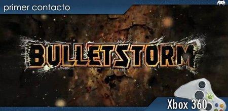 'Bulletstorm', primer contacto [E3 2010]
