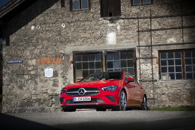 Foto de Mercedes-Benz CLA Coupé 2019, toma de contacto (48/248)