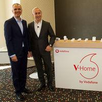 Vodafone se alía con Samsung para hacer nuestros hogares inteligentes: así es V-Home by Vodafone