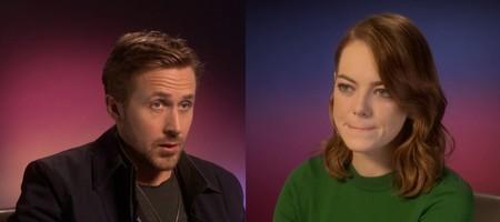 Ryan Gosling y Emma Stone se someten a un test para expertos en musicales - la imagen de la semana