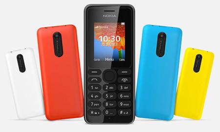 Nokia 108 Feature Phone