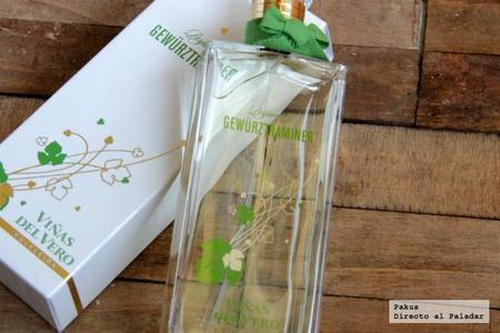 Gewürztraminer, el perfume basado en los aromas del vino