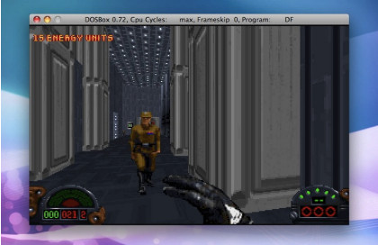 Boxer: Tus viejos juegos de MS-DOS en Mac